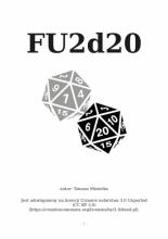 FU2d20 - Zasady gry