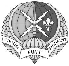 Oddział Specjalny Funt - dedykowany setting do gry agentami służb specjalnych