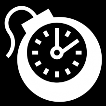 Bomby zegarowe w FUNT